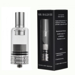 Mr.bald III Ceramic Heating Coil wax Vaporizer
